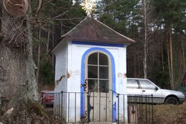 Kaplnka Panny Márie by znovu potrebovala opravu.