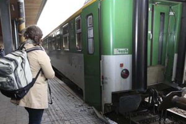 K lúpeži došlo vo vlaku.