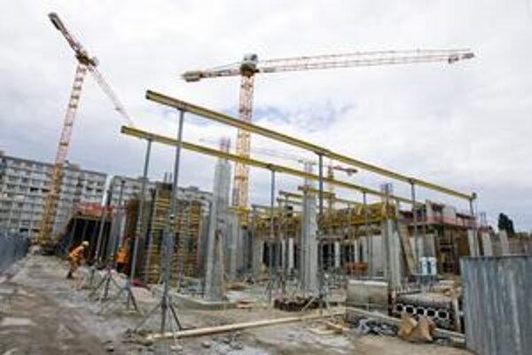 Dominantu polyfunkčného komplexu Retro chce investor zmeniť zo 17 na 25 podlaží a ďalší menší objekt z 11 na 14 podlaží.