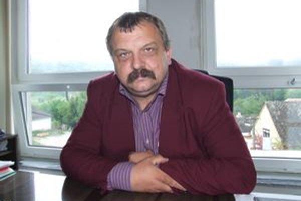 Vojtech Sklenár, starosta Jastrabej.
