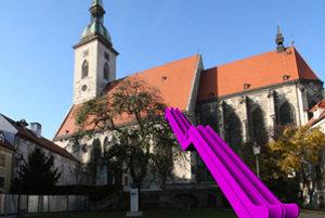 Vyhliadka zo striech významných svetových katedrál nie je dnes raritou.