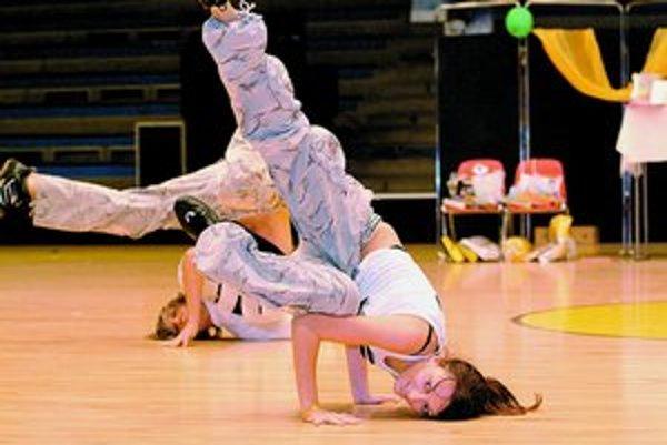 Súčasťou víkendového H&T Cupu budú tak ako minulý rok aj súťaže v štýle break dance.