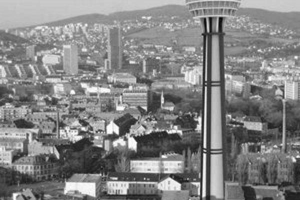 Veža C1 by mohla výrazne zmeniť súčasnú panorámu mesta