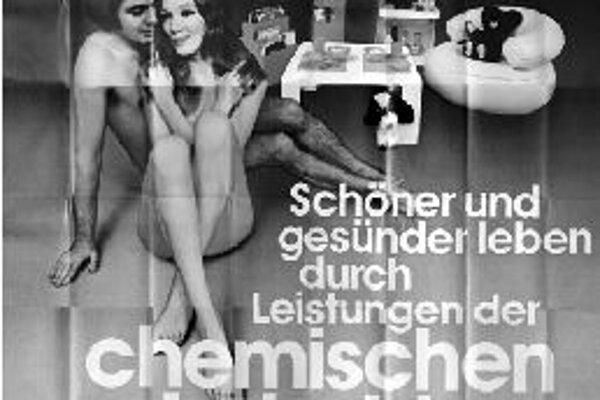 Žiť krajšie a zdravšie vďaka chemickému priemyslu, 1974.