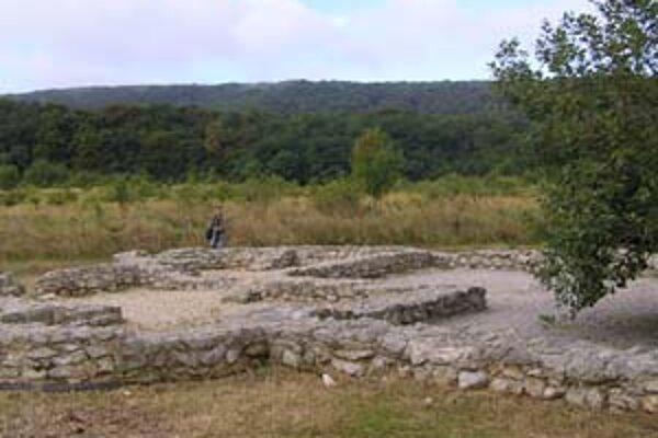 Významné archeologické nálezisko bolo v roku 1990 vyhlásené