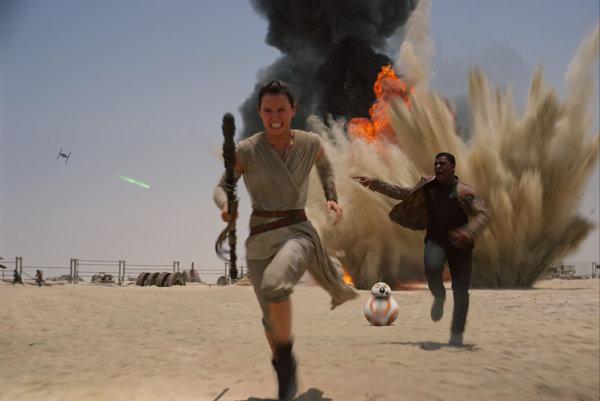 Star Wars sa vracajú po desiatich rokoch.