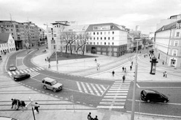 Astronomická zima sa ešte nezačala, ale vlani o takomto čase bola Bratislava zasnežená. Tento rok zatiaľ cestári nemali so snehom problémy.