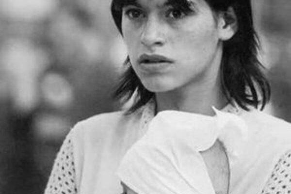 Eduard Pavlačka: Sedemnásťročná Madonna, 1967.