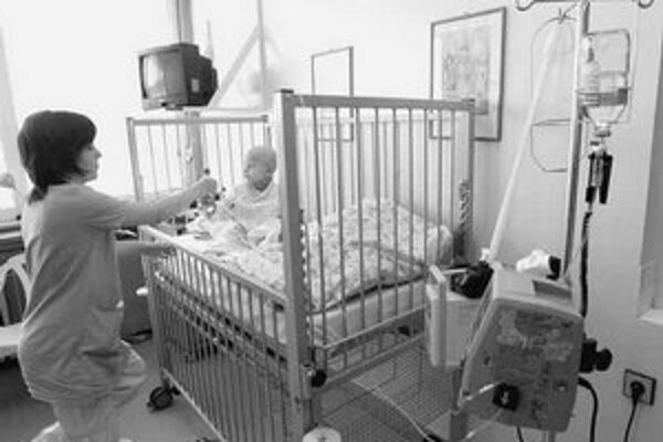 Na detskej onkológii na Kramároch môžu rodičia s deťmi ostať priamo na izbe, v izbách mimo oddelenia alebo v neďalekej ubytovni.