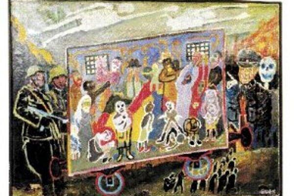 Na zločiny spáchané nacistami počas druhej svetovej vojny na Rómoch a Sintoch upozorňuje výstava dokumentov a fotografií na Bratislavskom hrade. Je pokračovaním expozície o rómskom holokauste v Osvienčime. Od roku 2006 ju videli v Európskom parlamente v