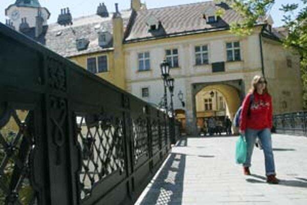 Most na Michalskej treba spevniť a odizolovať.