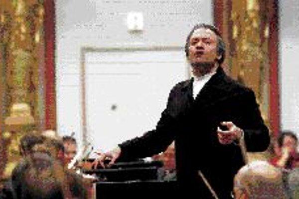 Na Koncerte pre Európu bude Viedenských filharmonikov dirigovať Valerij Gergiev.