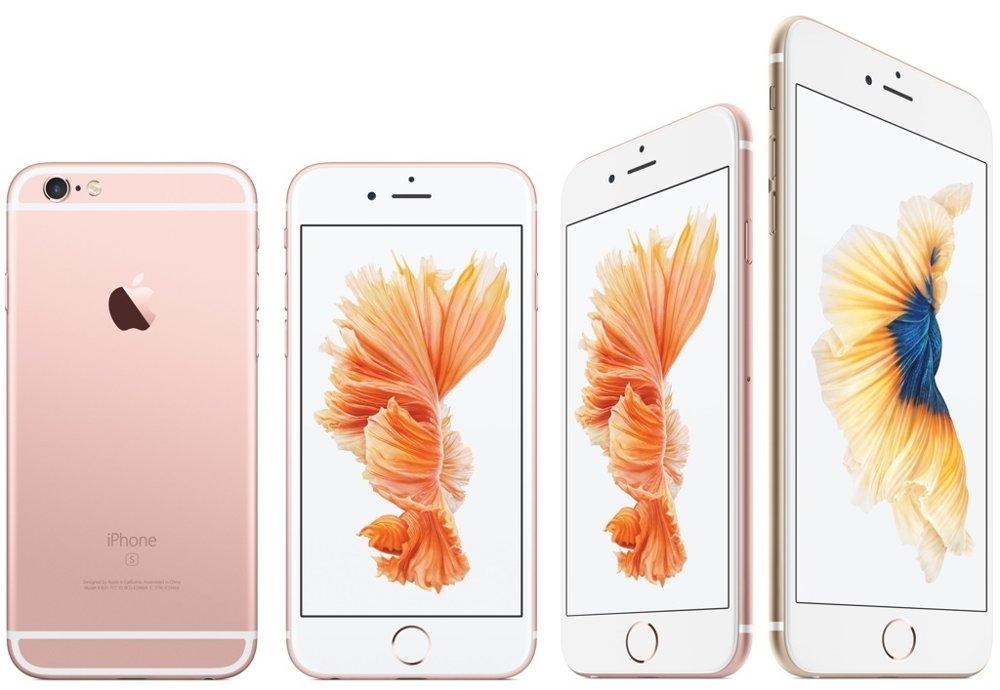 iPhone 6S Plus je skutočne veľký aj v porovnaní so základným modelom.