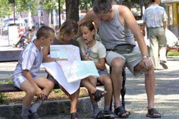 Nárast počtu turistov v meste už nie je taký zjavný ako v minulých rokoch. V prvom polroku 2007 prišlo menej Nemcov, Francúzov, Britov i Japoncov.