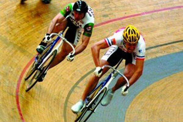 Zajtra môžu prísť na Národný velodróm Vlastimila Ružičku aj rekreační cyklisti.