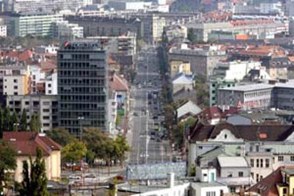 Územný plán zóny centrálnej mestskej oblasti severovýchod sa týka oblasti okolo Šancovej ulice.