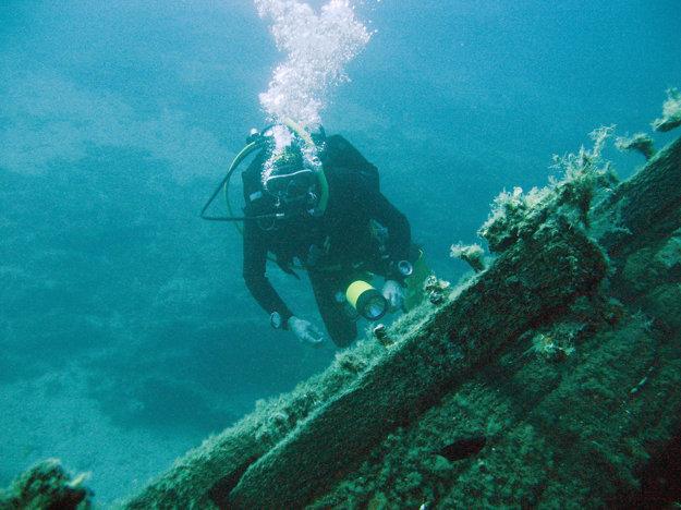 V Chorvátsku si možno užiť niekoľko vychýrených potápačských lokalít.