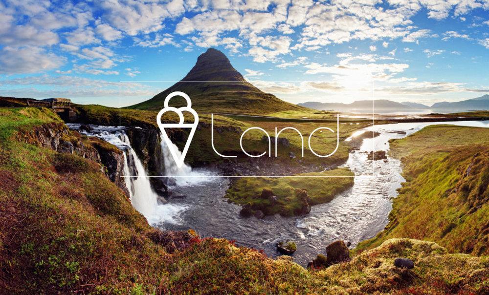 Island. angl. Ice(=ľad, zmrzlina)+land