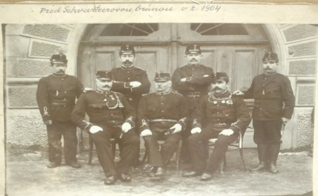 Varínsky zbor v roku 1904