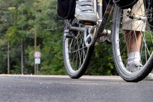 Cykloturistika je čoraz populárnejší spôsob trávenia voľného času.