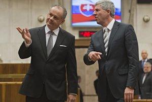 Správny krok – Kiska opäť v Národnej rade.