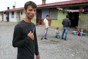 Milan Hudák je jedným z poškodených v kauze policajného zásahu v Moldave nad Bodvou.