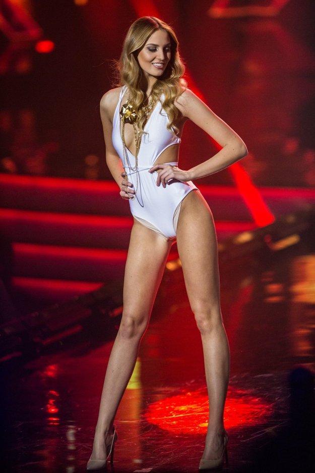 Kristína Činčurová - Miss Slovensko 2016.