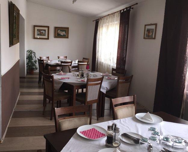 Reštaurácia Suzi v Poltári.