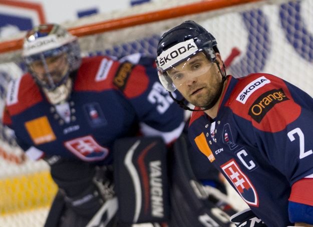 Kapitánom slovenskej reprezentácie na MS bude Andrej Sekera.