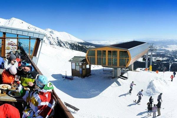 Záujem o dovolenku na Slovensku by mal rásť aj v zime.