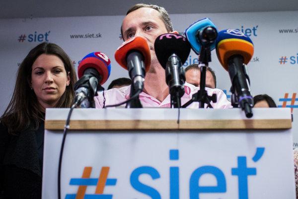 Líder Siete Procházka.
