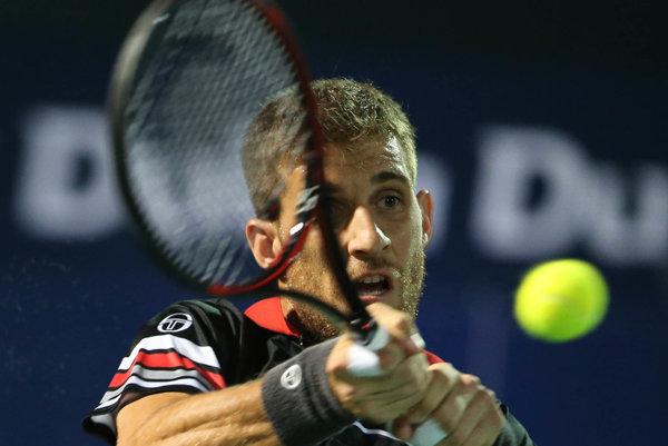 Martin Kližan nehrá tenis už takmer dva mesiace. Naposledy nastúpil na zápas 13. marca.