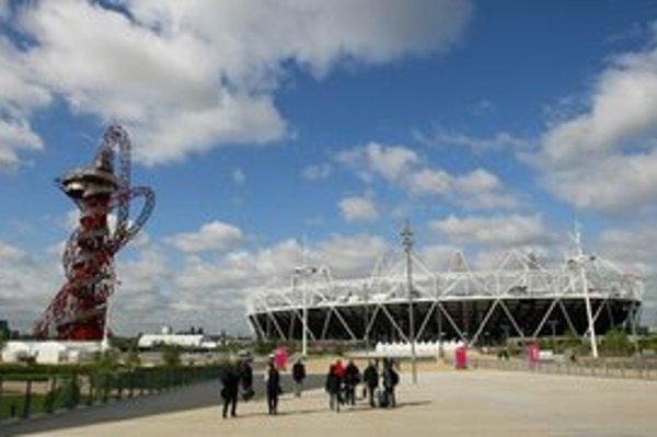 Počas olympiády zaplatí dospelý za vstup na vežu 15 libier.
