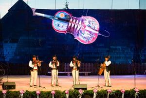 Jánošikove dni v Terchovej patria k najväčšiemu podujatiu v regióne.