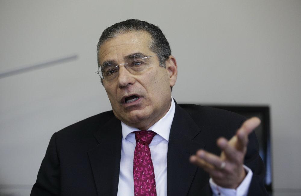 Ramón Fonseca, zakladajúci partner panamskej právnickej kancelárie Mossack Fonseca.