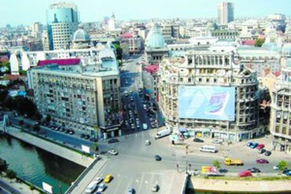 Calea victoriei čiže Bulvár víťazstva v Bukurešti.
