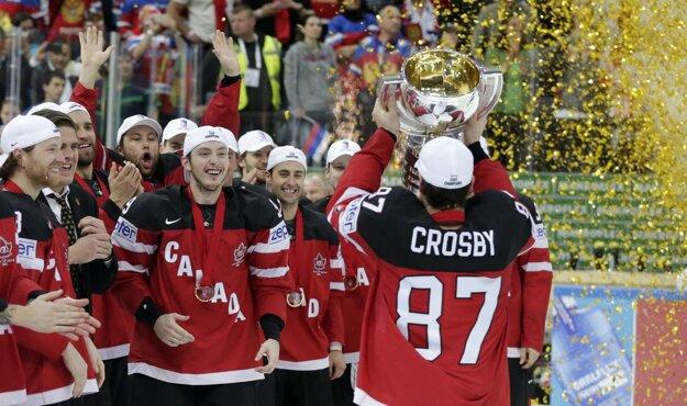 Kanaďania vyhrali aj vlaňajší šampionát v Česku.