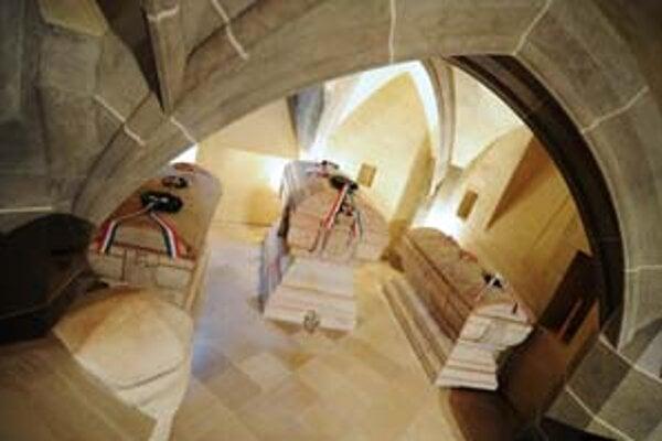 Krypta v Dóme sv. Alžbety v Košiciach dostala nový systém cirkulácie vzduchu.