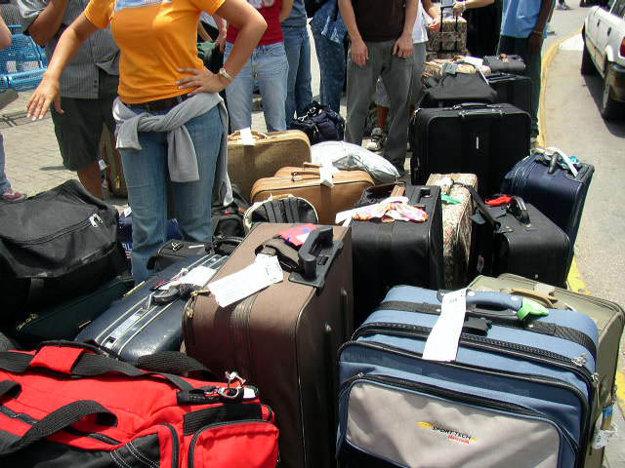 Výber destinácie na dovolenku ovplyvní aj možnosti batožiny.