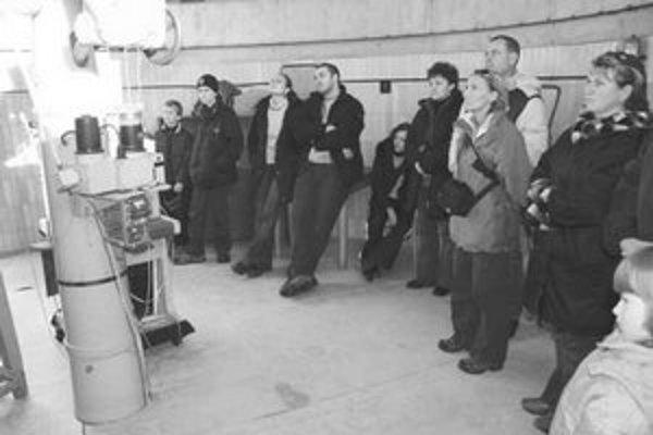 Návštevníkov azda najviac zaujal koronograf, špeciálny prístroj, pomocou ktorého astronómovia skúmajú najvrchnejšiu časť atmosféry Slnka – korónu.