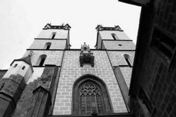 Vzácny benediktínsky kláštor.