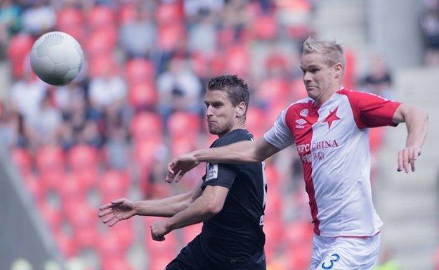 Slavia rozobrala úradujúceho českého majstra.