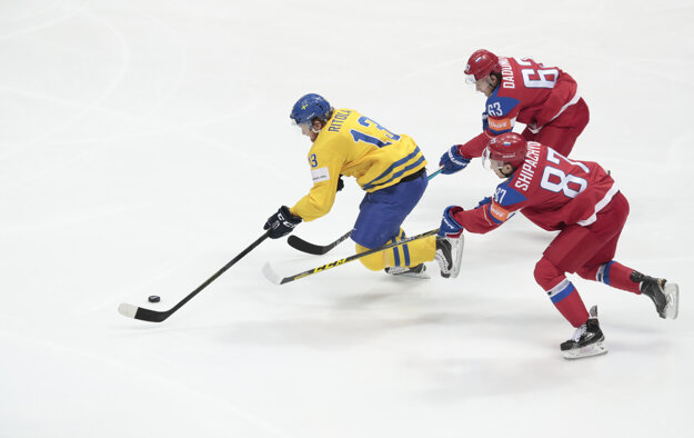 Rusko sa razom stáva jedným z najväčších kandidátov na zisk titulu.