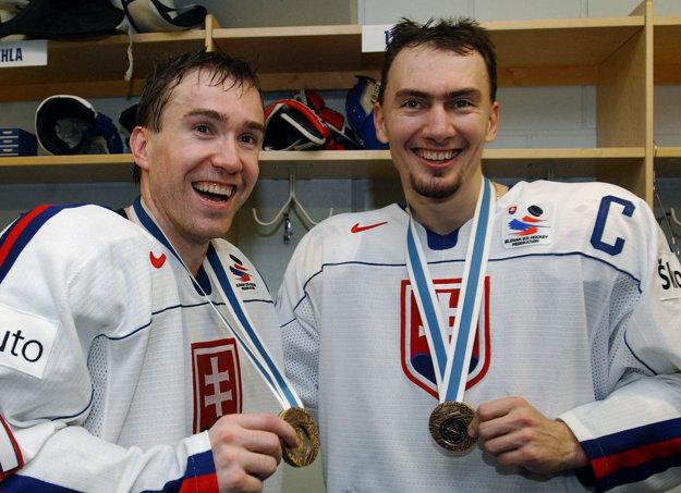 Výnimočné individuality slovenskému hokeju dnes zúfalo chýbajú.