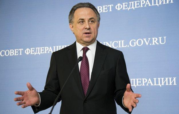 Ruský minister športu sa sťažoval na rozhodcu. Chválil však výkon ruských futbalistov.