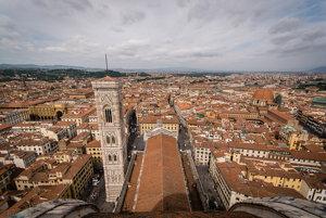 Florenciu pred polstoročím poškodila povodeň.