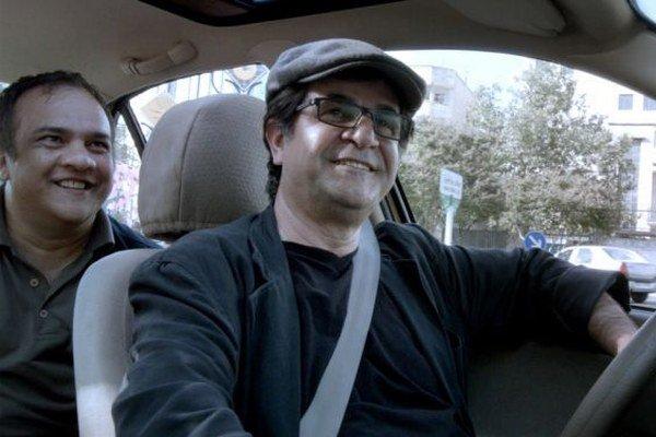 Taxi Teherán.
