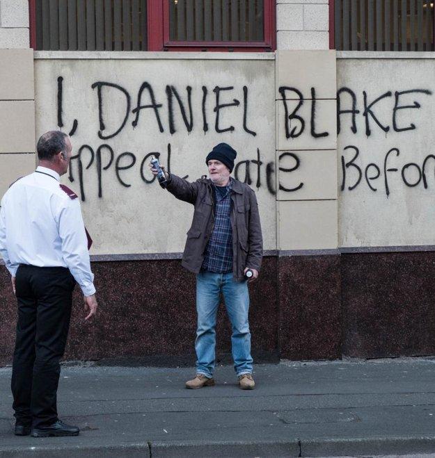 Rebel Daniel Blake.