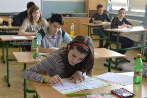 Aké boli prijímacie testy na prievidzské gymnázium? Zverejňujeme ich