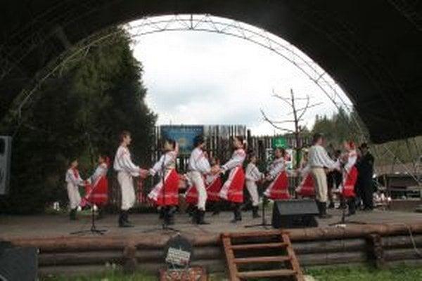Súčasťou otvorenia bol aj kultúrny program.